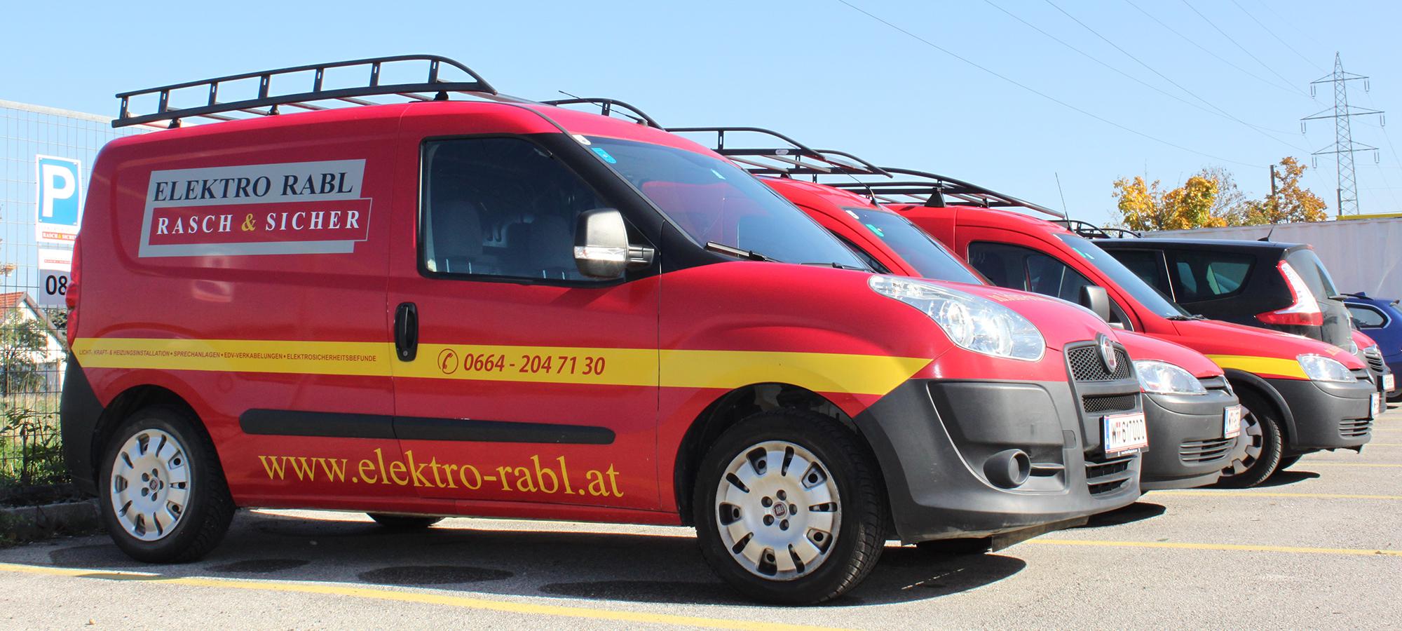 Elektro Rabl – Elektriker mit Herz in Wien 23